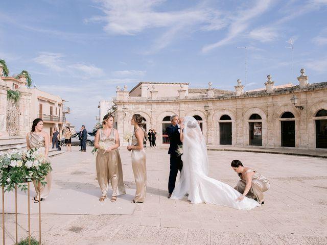 Il matrimonio di David e Jessica a Pozzallo, Ragusa 40