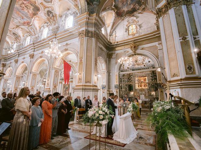 Il matrimonio di David e Jessica a Pozzallo, Ragusa 47