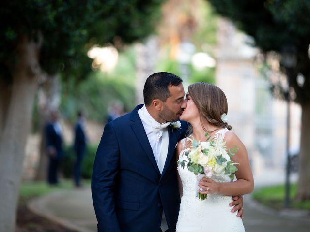 Il matrimonio di David e Jessica a Pozzallo, Ragusa 54