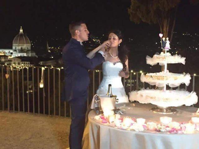 Il matrimonio di Alessio matarazzo e Lisa zaramella  a Firenze, Firenze 7
