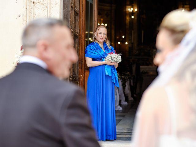 Il matrimonio di Tina e Eduardo a Nettuno, Roma 18