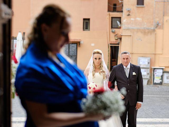 Il matrimonio di Tina e Eduardo a Nettuno, Roma 19