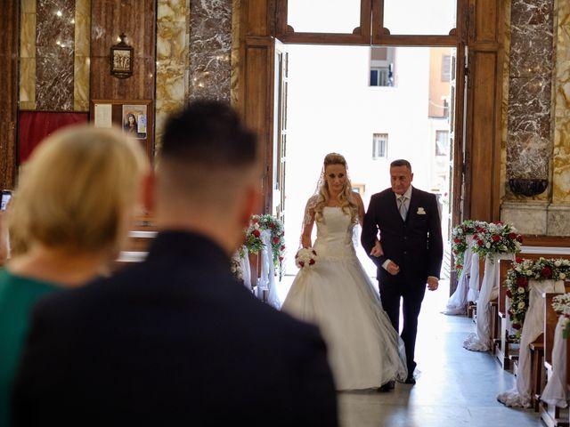 Il matrimonio di Tina e Eduardo a Nettuno, Roma 20