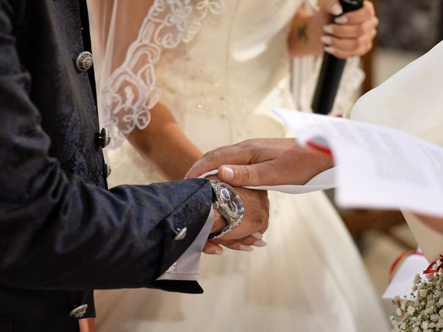 Il matrimonio di Tina e Eduardo a Nettuno, Roma 23