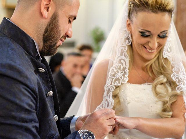 Il matrimonio di Tina e Eduardo a Nettuno, Roma 24