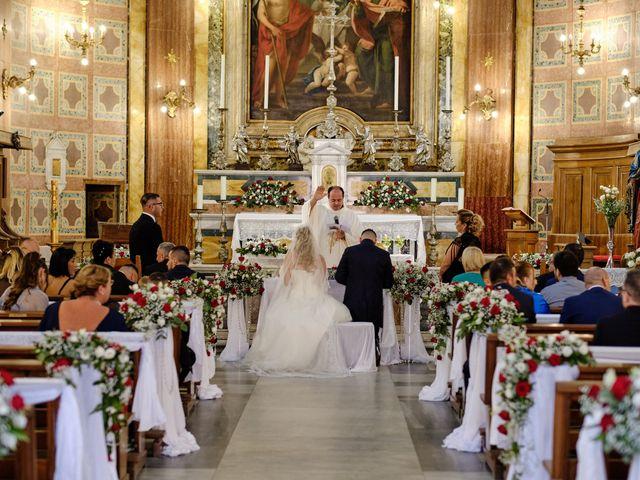 Il matrimonio di Tina e Eduardo a Nettuno, Roma 26