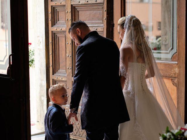 Il matrimonio di Tina e Eduardo a Nettuno, Roma 27