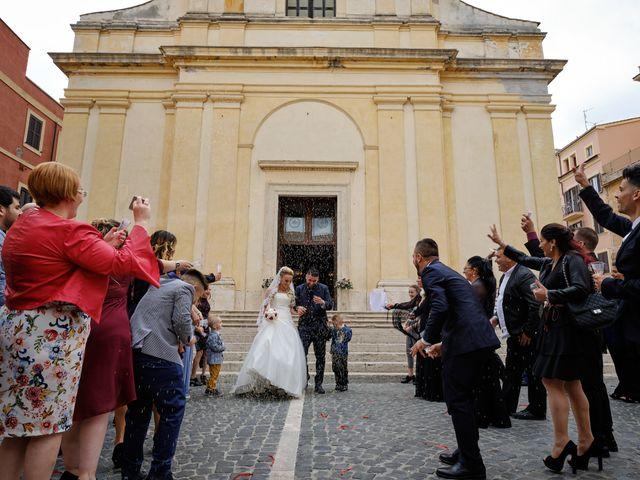 Il matrimonio di Tina e Eduardo a Nettuno, Roma 28