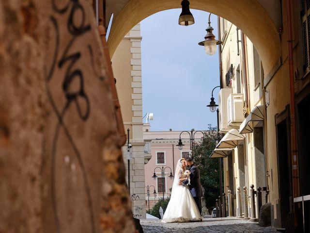 Il matrimonio di Tina e Eduardo a Nettuno, Roma 30
