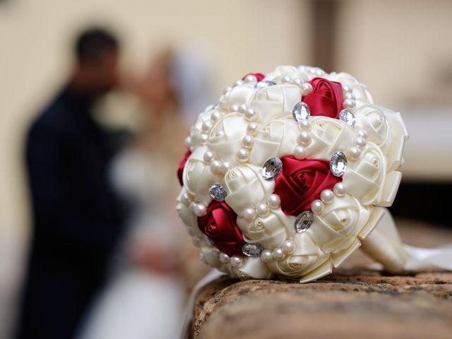 Il matrimonio di Tina e Eduardo a Nettuno, Roma 31