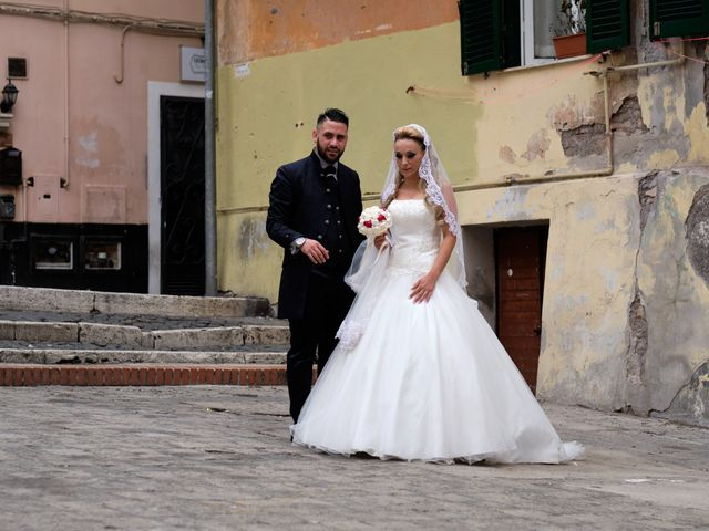 Il matrimonio di Tina e Eduardo a Nettuno, Roma 37