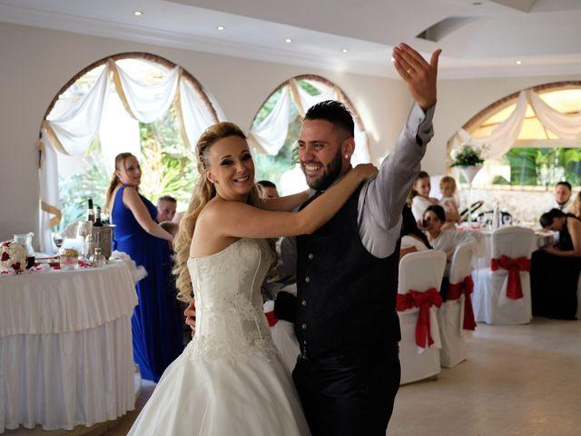 Il matrimonio di Tina e Eduardo a Nettuno, Roma 40