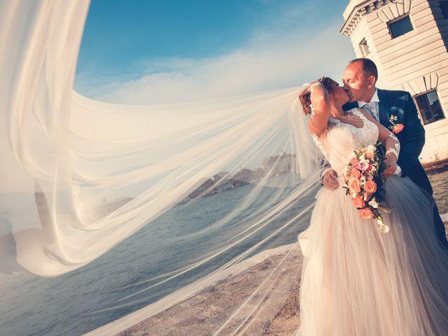 Le nozze di Oana e Davi