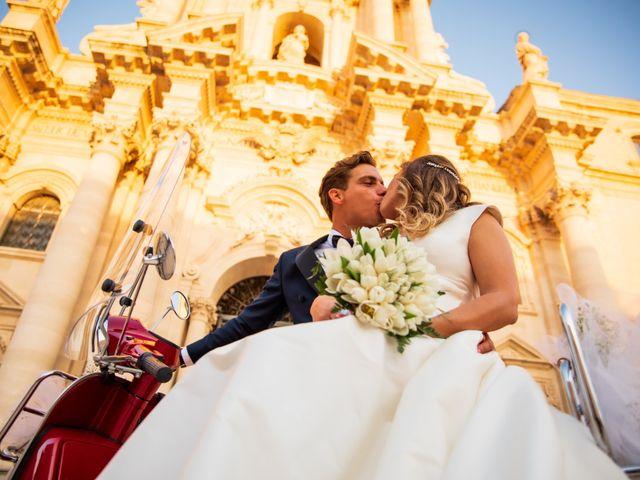 Le nozze di Erika e Davide