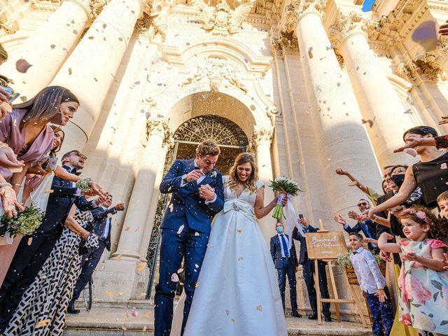 Il matrimonio di Davide e Erika a Siracusa, Siracusa 7