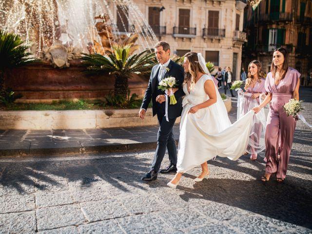 Il matrimonio di Davide e Erika a Siracusa, Siracusa 9