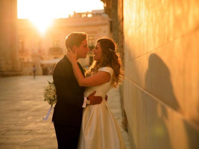 Il matrimonio di Davide e Erika a Siracusa, Siracusa 10