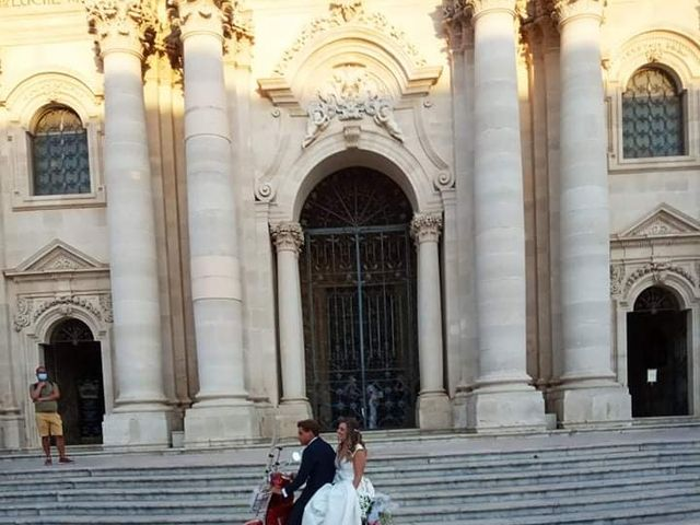 Il matrimonio di Davide e Erika a Siracusa, Siracusa 13