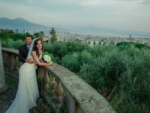 Il matrimonio di Fabrizio e Alessandra a Napoli, Napoli 10