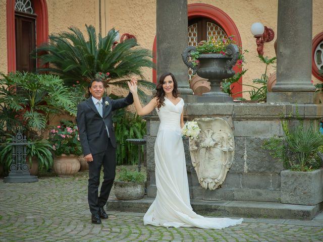 Il matrimonio di Fabrizio e Alessandra a Napoli, Napoli 12