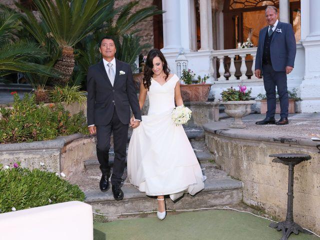Il matrimonio di Fabrizio e Alessandra a Napoli, Napoli 20