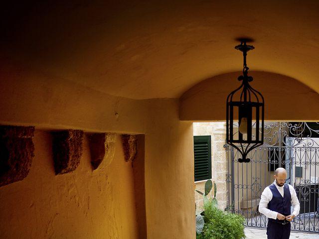 Il matrimonio di Danilo e Valentina a Otranto, Lecce 9