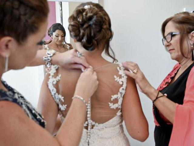 Il matrimonio di Danilo e Valentina a Otranto, Lecce 13