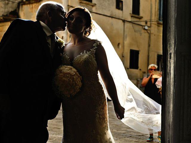 Il matrimonio di Danilo e Valentina a Otranto, Lecce 21