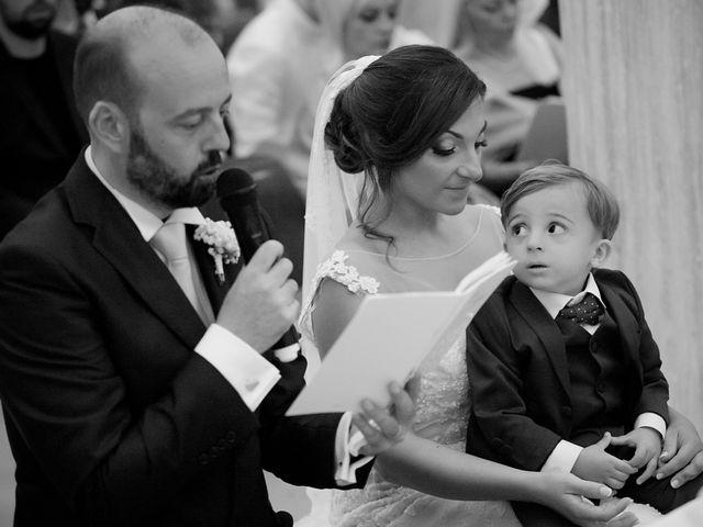 Il matrimonio di Danilo e Valentina a Otranto, Lecce 24