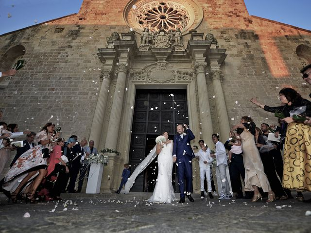 Il matrimonio di Danilo e Valentina a Otranto, Lecce 31