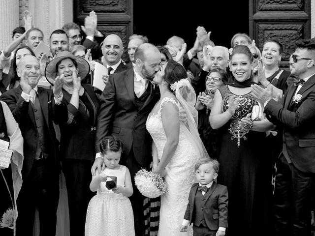 Il matrimonio di Danilo e Valentina a Otranto, Lecce 32