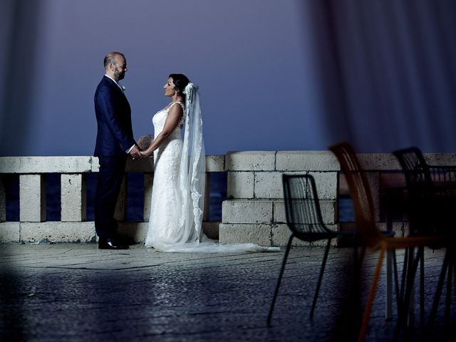 Il matrimonio di Danilo e Valentina a Otranto, Lecce 33