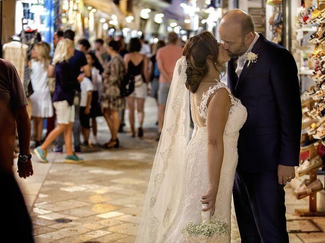 Il matrimonio di Danilo e Valentina a Otranto, Lecce 35