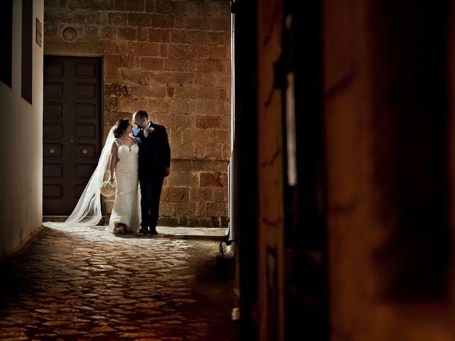 Il matrimonio di Danilo e Valentina a Otranto, Lecce 37