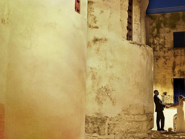 Il matrimonio di Danilo e Valentina a Otranto, Lecce 38