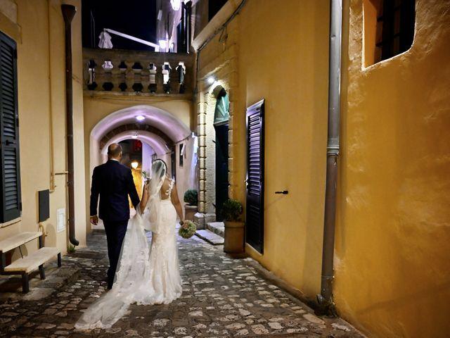 Il matrimonio di Danilo e Valentina a Otranto, Lecce 43