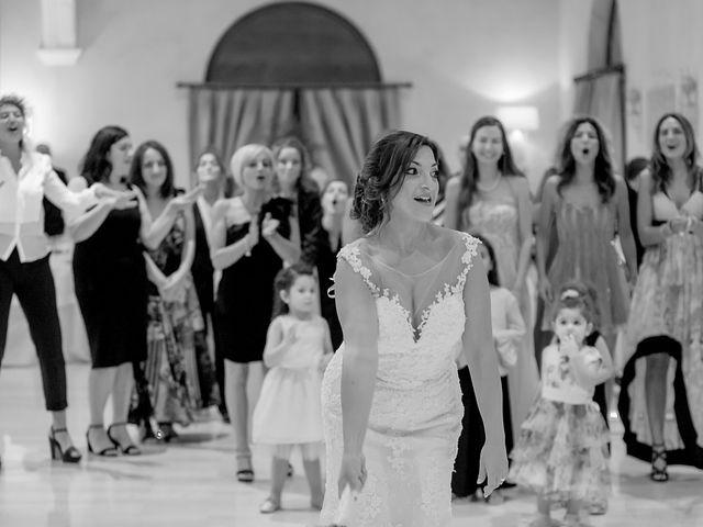 Il matrimonio di Danilo e Valentina a Otranto, Lecce 55