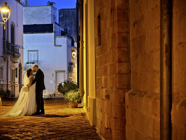 Il matrimonio di Danilo e Valentina a Otranto, Lecce 71