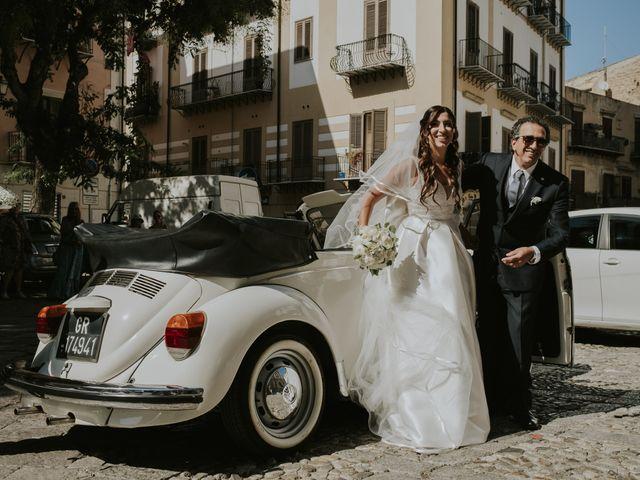 Il matrimonio di Giuseppe e Sara a Palermo, Palermo 41