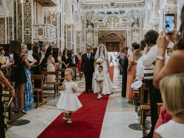 Il matrimonio di Giuseppe e Sara a Palermo, Palermo 43