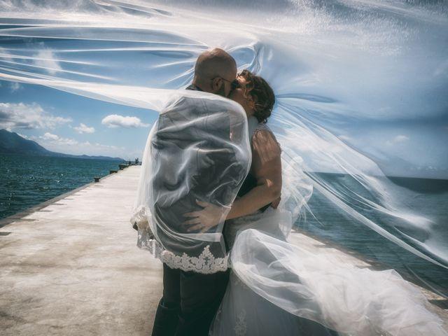 Il matrimonio di Giovanni e Donatella a Marigliano, Napoli 1