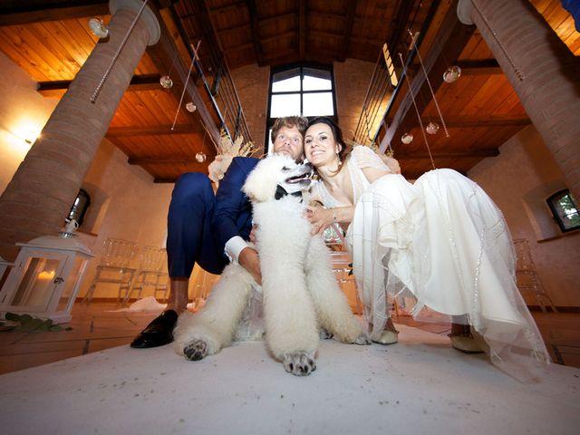 Il matrimonio di Giorgia e Marco a Scandiano, Reggio Emilia 9