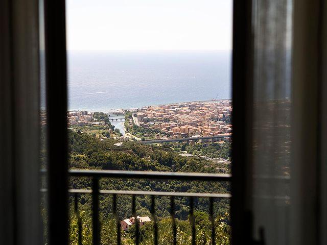 Il matrimonio di Piero e Sara a Chiavari, Genova 8