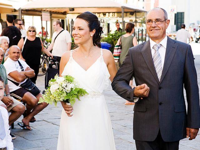 Il matrimonio di Piero e Sara a Chiavari, Genova 12