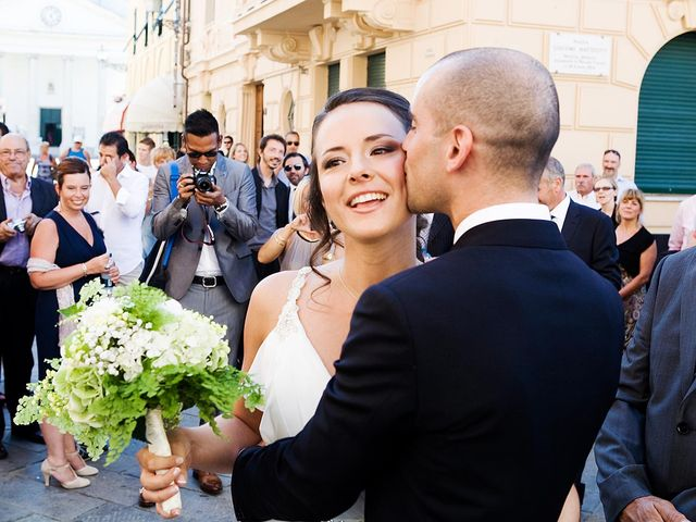 Il matrimonio di Piero e Sara a Chiavari, Genova 14