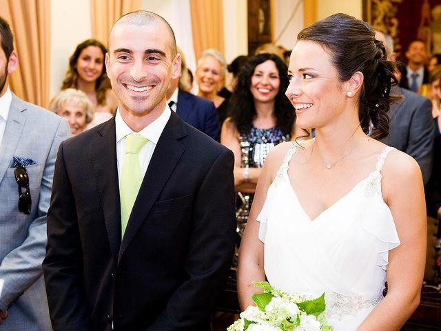Il matrimonio di Piero e Sara a Chiavari, Genova 16