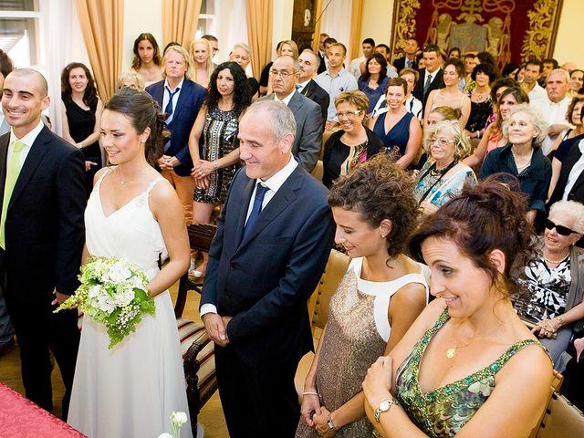 Il matrimonio di Piero e Sara a Chiavari, Genova 19