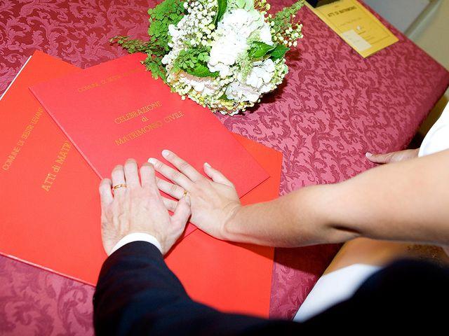 Il matrimonio di Piero e Sara a Chiavari, Genova 20