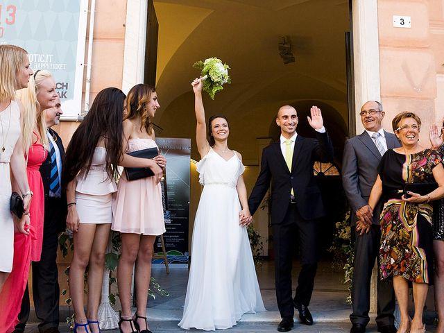 Il matrimonio di Piero e Sara a Chiavari, Genova 21