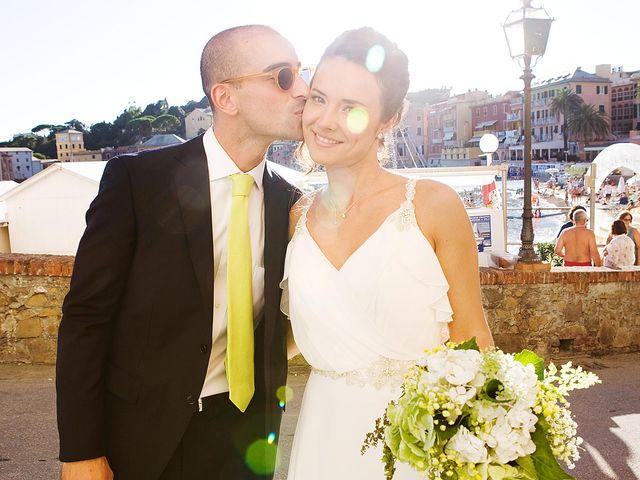 Il matrimonio di Piero e Sara a Chiavari, Genova 31